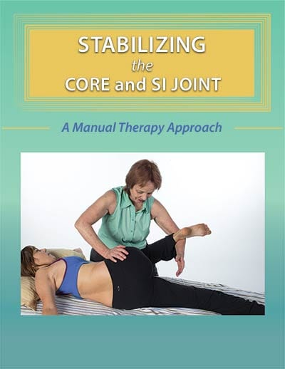 Stabilizing Core and SI Joint book